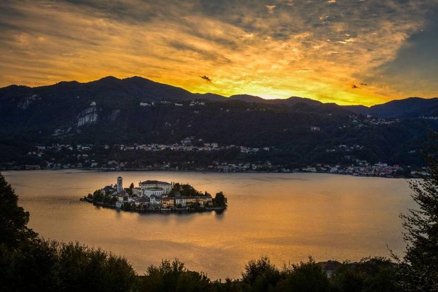 Castello D'Oviglio - Lago D'Orta