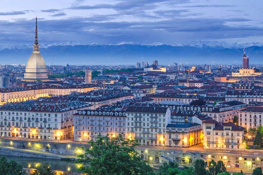 Castello D'Oviglio - Torino
